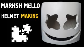 FORTNITE: MARSHMELLO HELMET / MarshMello COSPLAY [FORTNITE COSPLAY]