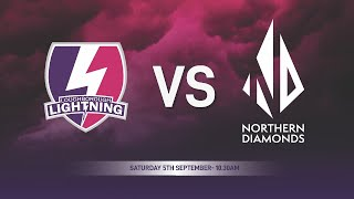 Lightning vs Northern Diamonds