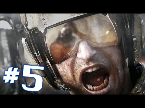 HALO WARS 2 Campaign Walkthrough : Ep5 Preparing the Counter Attack!