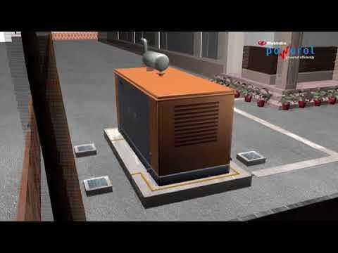 Diesel Generator Installation Basics
