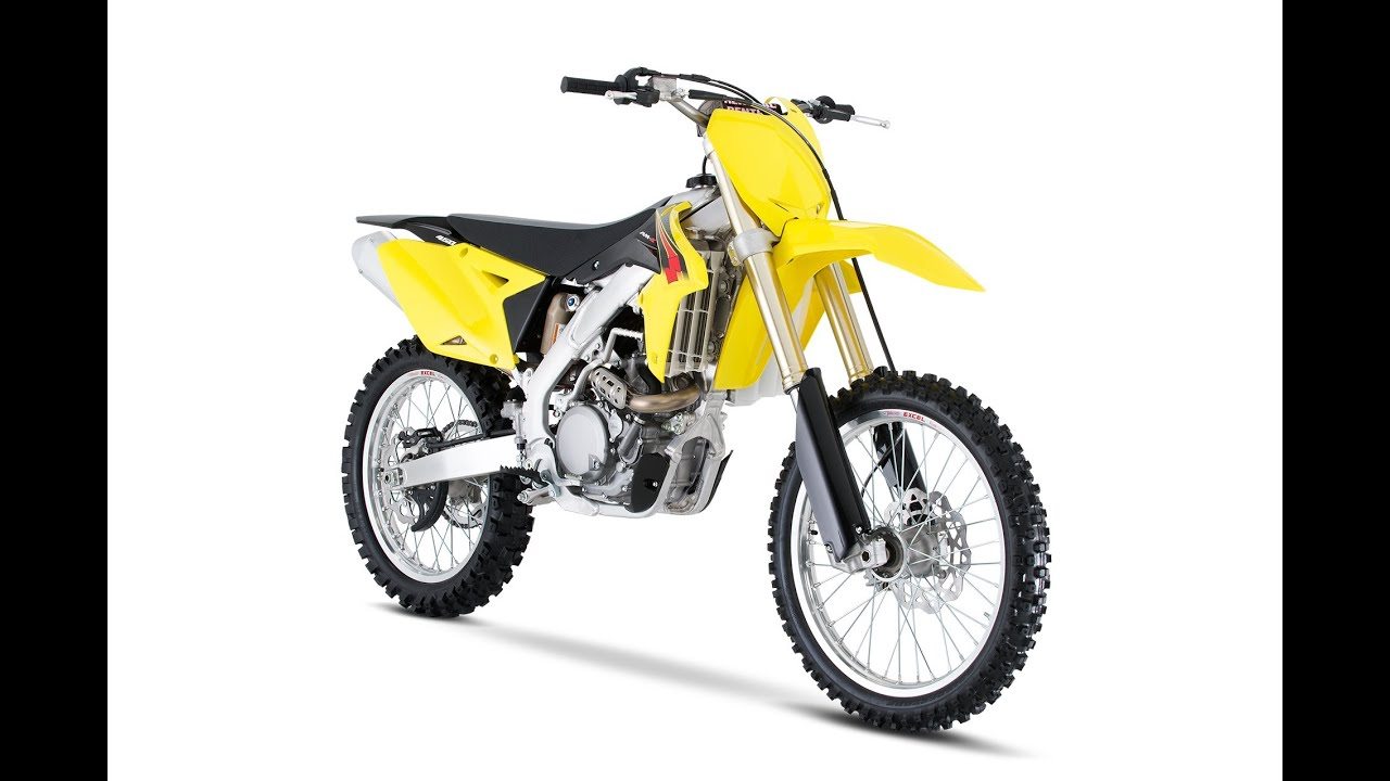 First Look 2015 Suzuki RMZ 450 with Motocross Action - YouTube