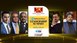 LIVE HT Leadership Summit 2020 Day 1: Dr. Randeep Guleria, Dr Ashish K Jha, Adar Poonawalla