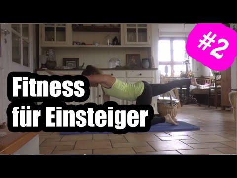fitness einsteiger 2 fitness bungen f r anf nger bungen zum abnehmen zuhause youtube. Black Bedroom Furniture Sets. Home Design Ideas