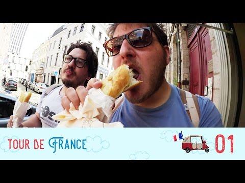 Arrivo a Lille e Cena al Formaggio  – Tour de France (ft. Pietro Ubaldi)