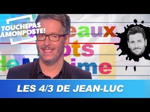 Les 4/3 de Jean-Luc Lemoine : les nouveaux mots de Maxime Guény