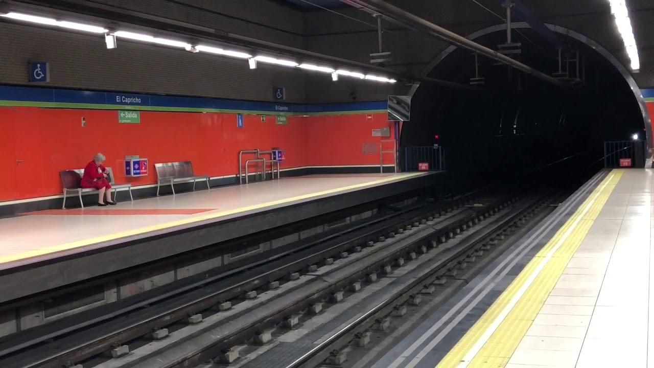 metro capricho linea 5