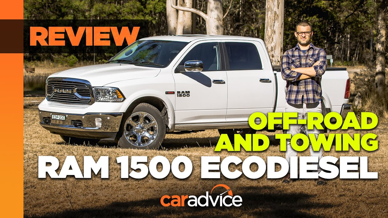 Video 2020 Ram 1500 Laramie Ecodiesel Review Off Road And Towing