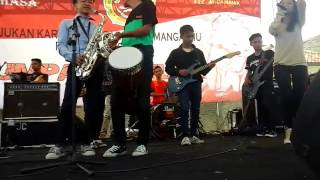 Crazy Love Ska - Hanya Ingin Kau Tahu (cover) @Arcamanik