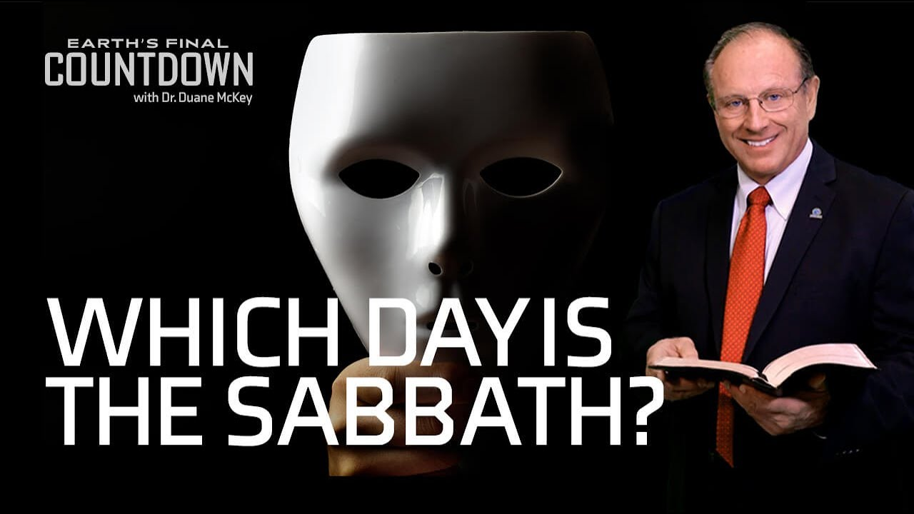 video thumbnail for Which Day is the Sabbath? Does the Bible Tell Us?