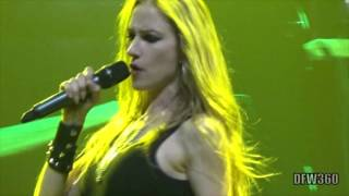 Huntress - I Want to F*ck You to Death - 01/02/16 at Gas Monkey Live @dfw360