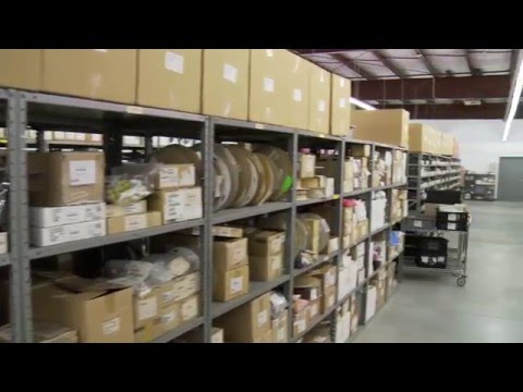 Distron General Electromechanical Assembly Video