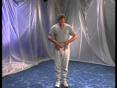 Tai Chi - Qigong Tutorial: Finding Your Dan Tien and Verticle Axis - World Tai Chi Day