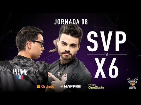 SPLYCE VIPERS VS X6TENCE | Superliga Orange League of Legends | Jornada 08 | Temporada 2019 thumbnail