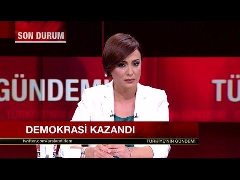 Türkiye'nin Gündemi - 17 Temmuz 2016