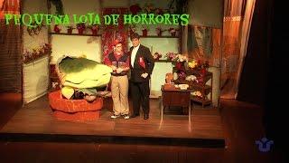 Teatro no Campus - Pequena Loja de Horrores