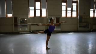 Lines Ballet Training Program 2013-2014 Audition