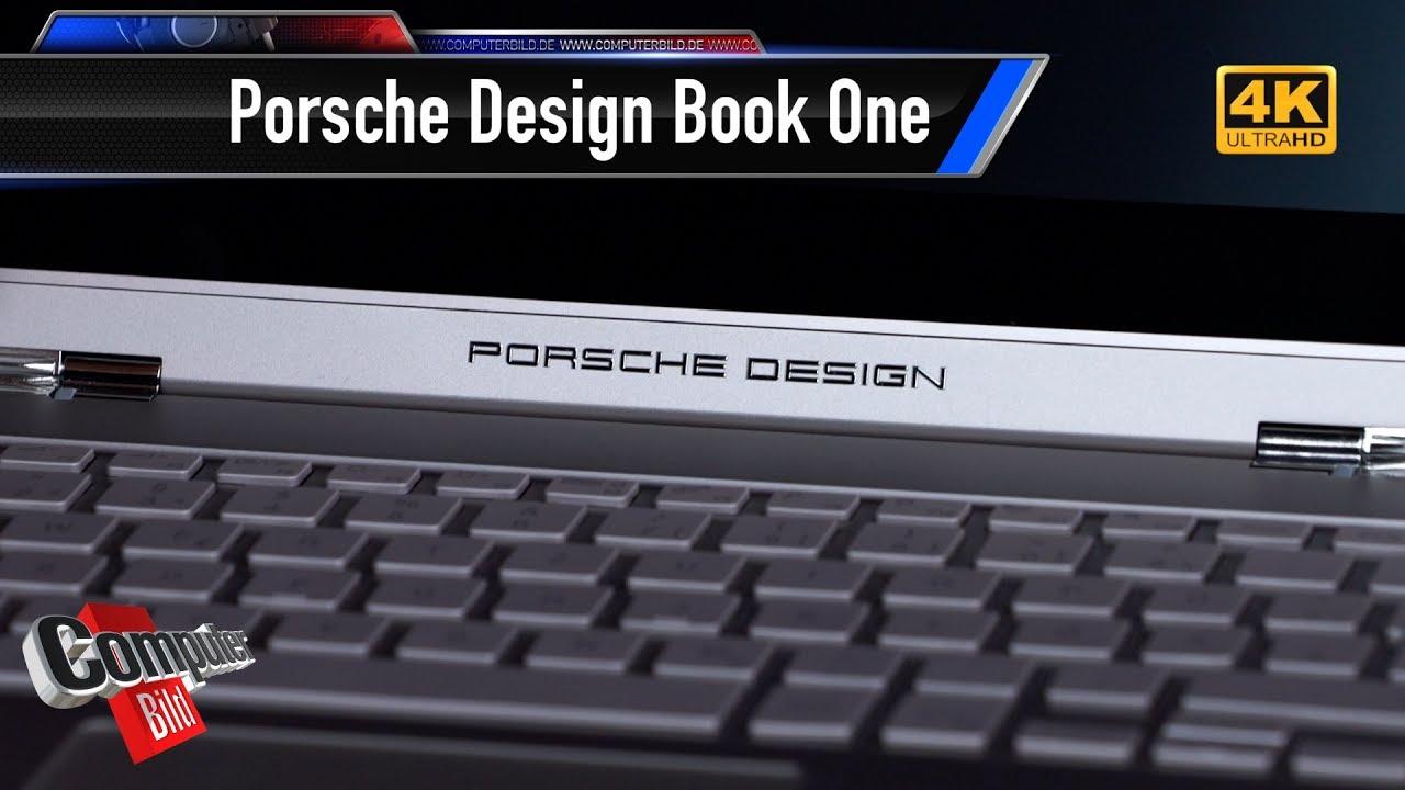 porsche design book one im first look high tech im. Black Bedroom Furniture Sets. Home Design Ideas