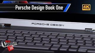 Porsche Design Book One im First Look: High-Tech im Edelgewand