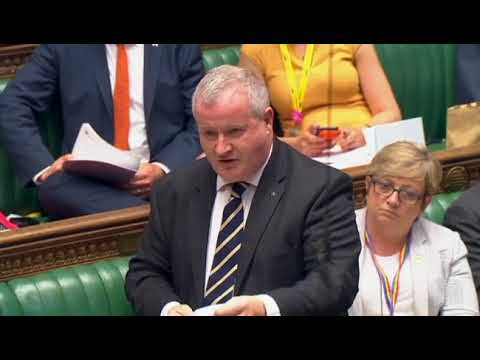 David Mundell makes a statement, followed by SNP MPs questions