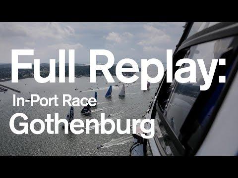 Full Replay: Gothenburg In-Port Race