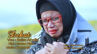 HALISA AMALIA - DEKAT | Lagu Religi Terbaru 2020 ( Official Music Video )
