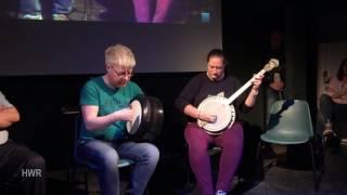Martin O'Neill (1), teacher's recital - Craiceann Bodhrán Festival 2017
