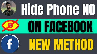 How to get hidden phone number from Facebook 2021