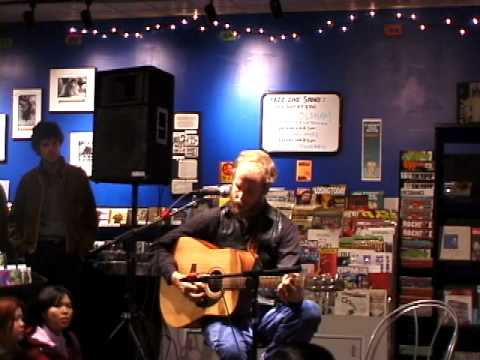 "Will Oldham ""Horses"" Live at Now Music & Fashion, Arlington, VA, 11.13.00"