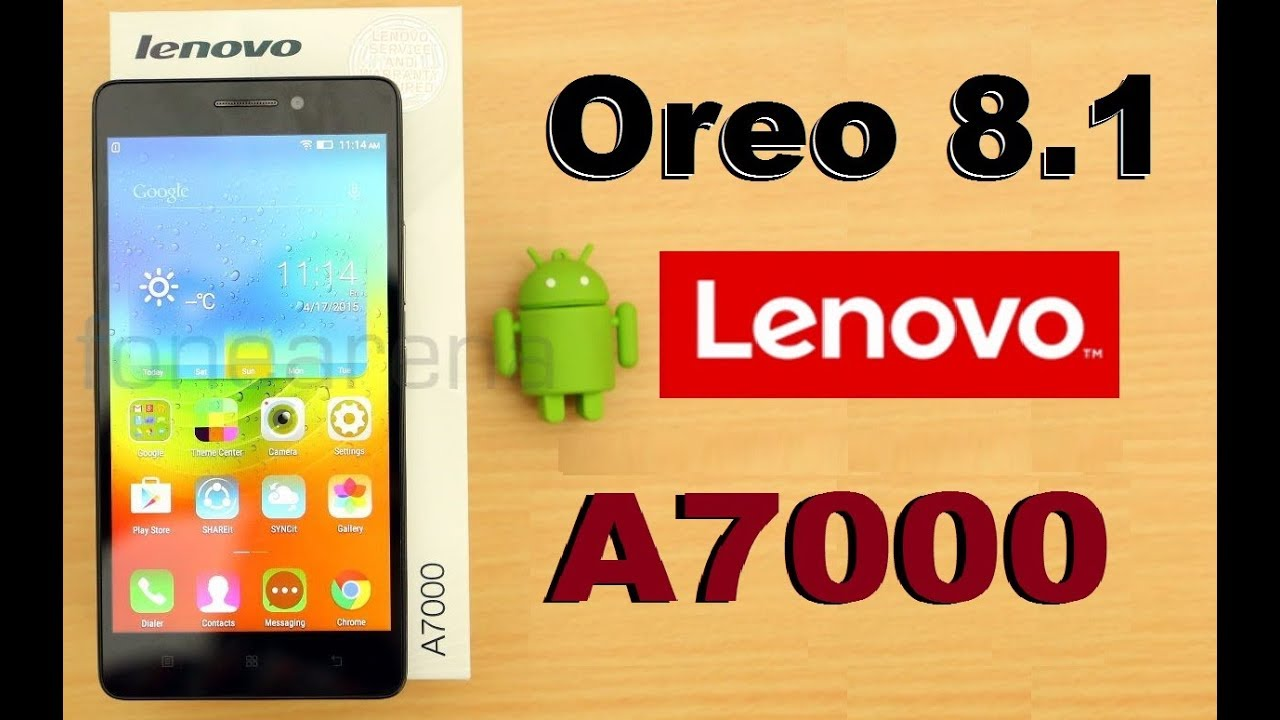 How To Update Android Oreo 8 1 In Lenovo A7000 (OMNI ROM)Pure Stock Android