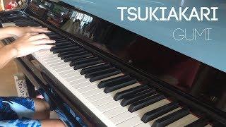 GUMI - Tsukiakari / Moonshine Piano Cover