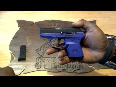 Ruger LCP .380 ACP Pocket EDC Pistol Takedown and Reassembly
