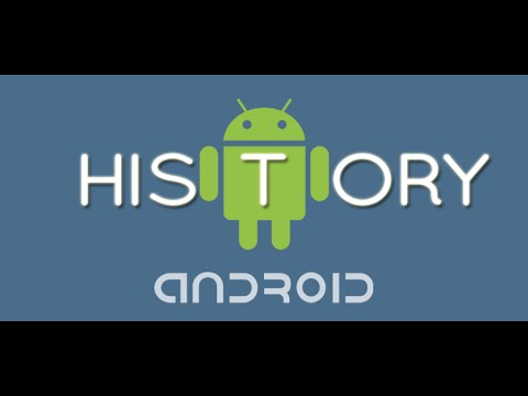 Android Version History (Angel cake to Lolipop)
