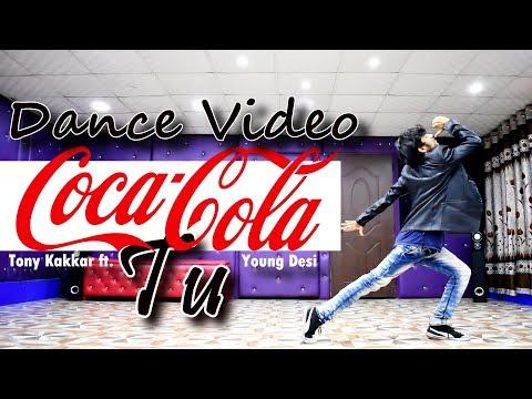 Coca Cola Tu Dance Video - Tony Kakkar ft. Young Desi | Cover by Ajay Poptron