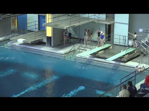 2018 MVC Swimming & Diving Championships      FEB 15 PRELIM SWIMMING & DIVING