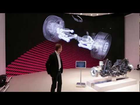 Volvo Trucks - Reveals the all-new Individual Front Suspension that comes with the New Volvo FH