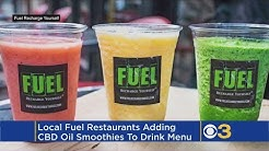 Fuel Brings First CBD Oil-Infused Smoothies To Philadelphia