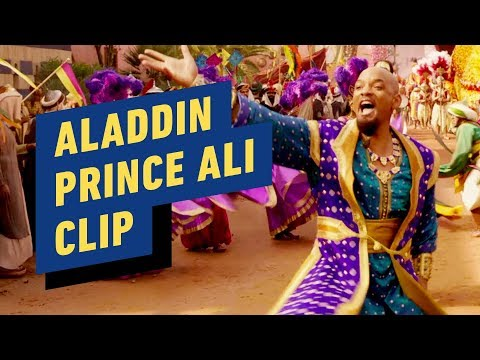 DC - Fans Are Roasting Will Smith for Just Released 'Aladdin' Clip