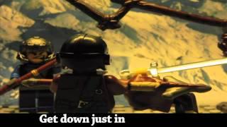 LITERAL LEGO Assassin