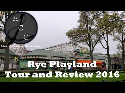 Rye Playland Tour and Review 2016