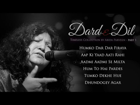 Abida Parveen's Timeless Collection - Jukebox 1 - Pakistan's Heartbreak Sad Ghazals & Qawwalis