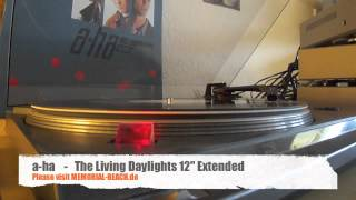 a-ha The Living Daylights Extended (James Bond 1987) HQ