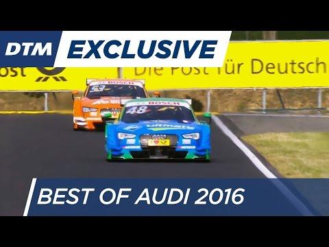 Best of AUDI - DTM 2016