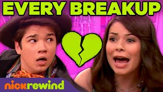 Every BREAKUP Ever 💔 iCarly