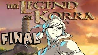 The Legend of Korra - Walkthrough - Final Part 10 - The Edge of Chaos | Ending (PC HD) [1080p]