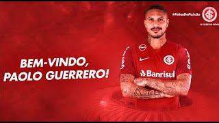 El Checho Ibarra analiza el fichaje de Paolo Guerrero por el Internacional de Porto Alegre