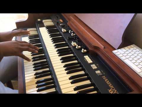 Gospel Organ 6/8 Feel Tutorial