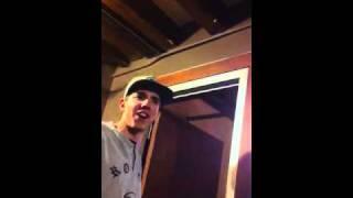 Cam Meekins- Rain in studio