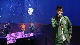 Download lagu BINUSIAN Inauguration 2023 - Jaz - Dari Mata
