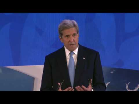 Secretary Kerry Delivers Welcome Remarks at the 2016 Our Ocean Conference