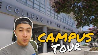 Filipino Student in America | Campus Tour